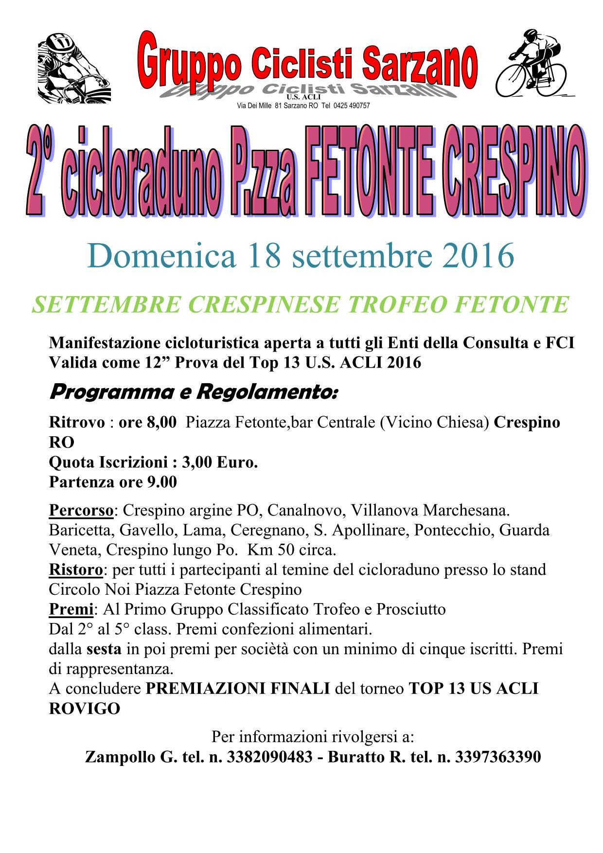 raduno crespino 18-09-2016